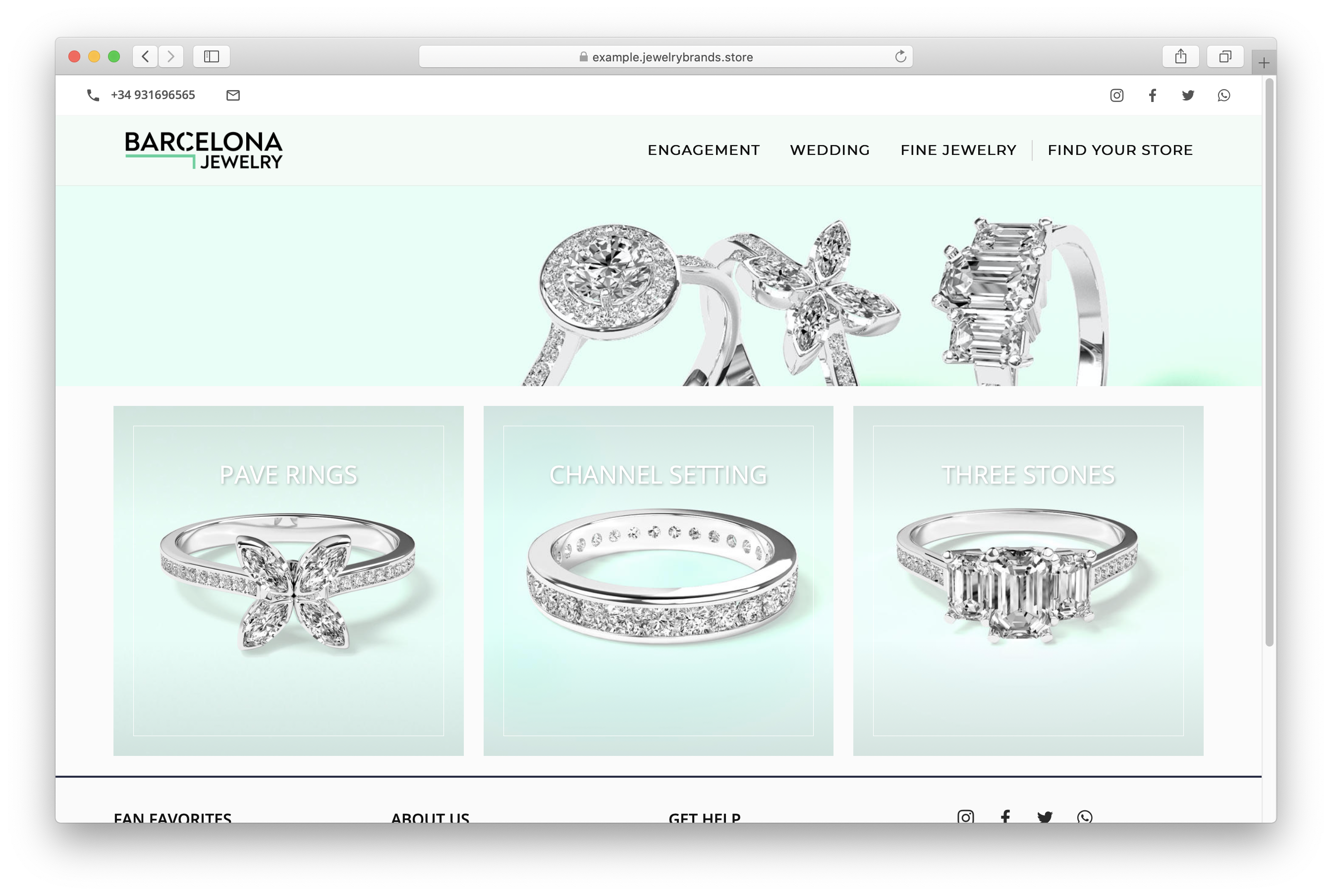 You've never built a jewelry eCommerce like this before